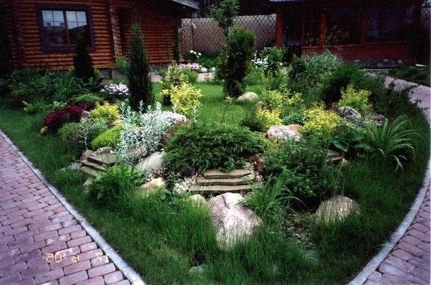 Украшаем в саду то, что нельзя украсить. Украшаем в саду то, что нельзя 2