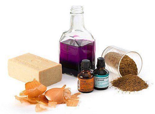 Препараты из аптеки на защите огорода и сада!