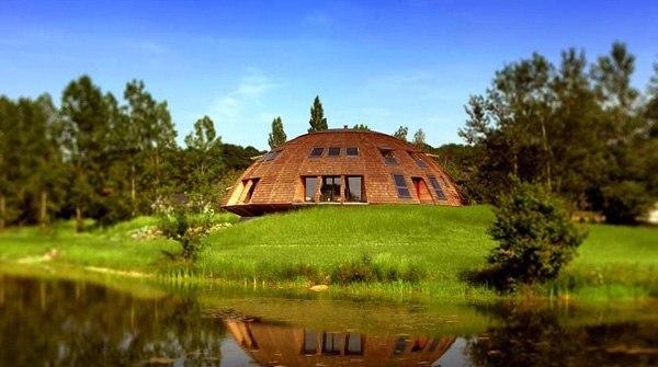 Купольный дом. Купольный дом 3