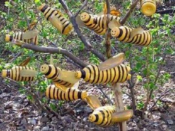 Бутылочные деревья: яркий элемент декора и способ изгнать злых духов