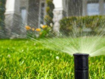 Как отремонтировать разбрызгиватели для газонов