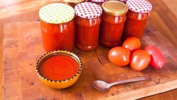10 шагов по приготовлению домашнего кетчупа