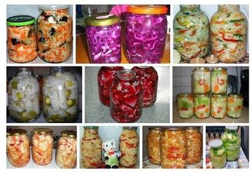 Едим разную квашеную капусту: десять рецептов