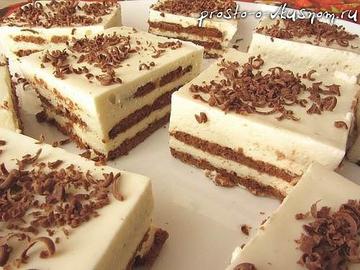 Вкуснейший торт без выпечки за 20 минут