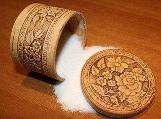 Магические свойства соли