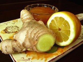 Имбирь с лимоном и медом. Рецепт здоровья. Защита семьи от простуды