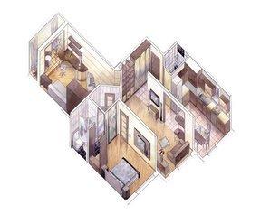 Как увеличить пространство в квартире или жилом доме